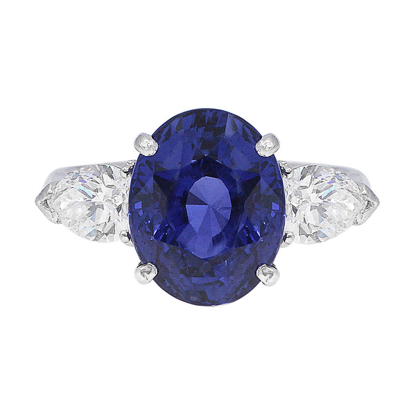 7ct Natural Sapphire Ring