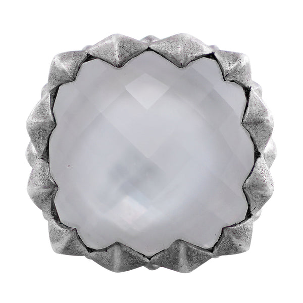 Stephen Webster Mother of Pearl Superstud Ring