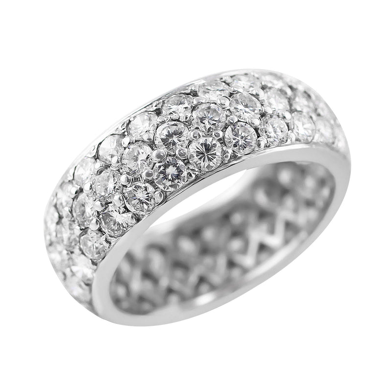 Estate Pave Diamond Band