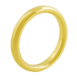 18kt Yellow Gold Wedding Band