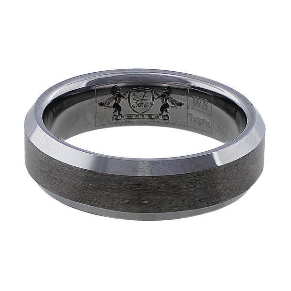 Men's Tungsten Carbide Band
