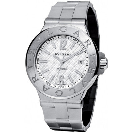 Bulgari Diagono 40mm Automatic Watch 101628