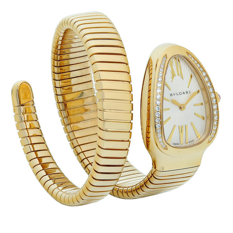 Bvlgari Serpenti Tubogas Single Spiral Watch 101924