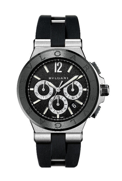 Bulgari Diagono 42MM Steel Chronograph 101992