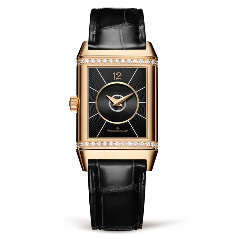 Reverso Classic Duetto Pink Gold Automatic 2572420