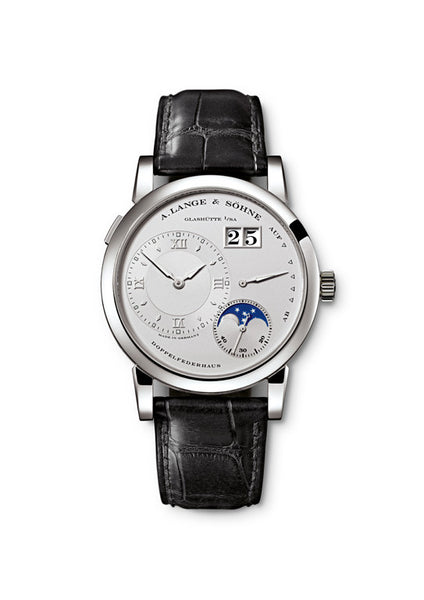 A. Lange & Söhne Lange 1 Moonphase Platinum Watch 109.025