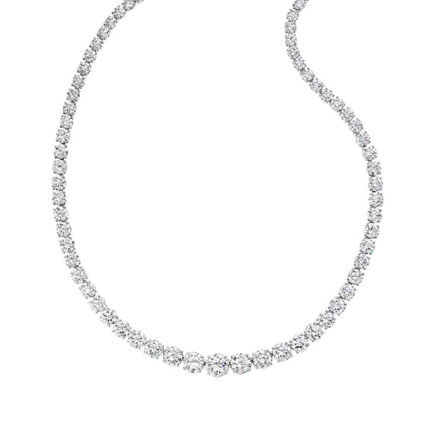 Riviera 40ct Diamond Necklace