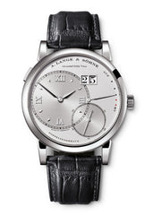 A. Lange & Söhne Grand Lange 1 Platinum Watch 115.022P