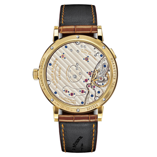 A. Lange & Söhne Grand Lange 1 18kt Yellow Gold Watch 117.021