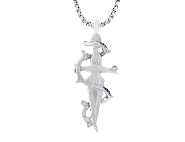 Stephen Webster Heartbreaker Dagger Pendant