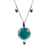 Stephen Webster Green Crystal Haze Necklace