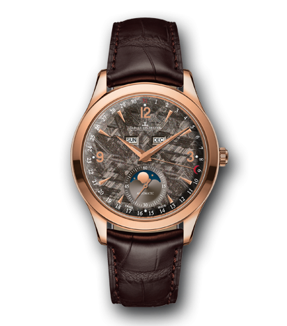 Jaeger-LeCoultre Master Calendar Meteorite Dial 1552540 SIHH 2015