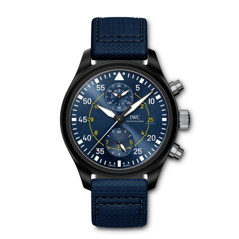 "IWC Pilot's Watch Chronograph Edition ""Blue Angels"" IW389008"