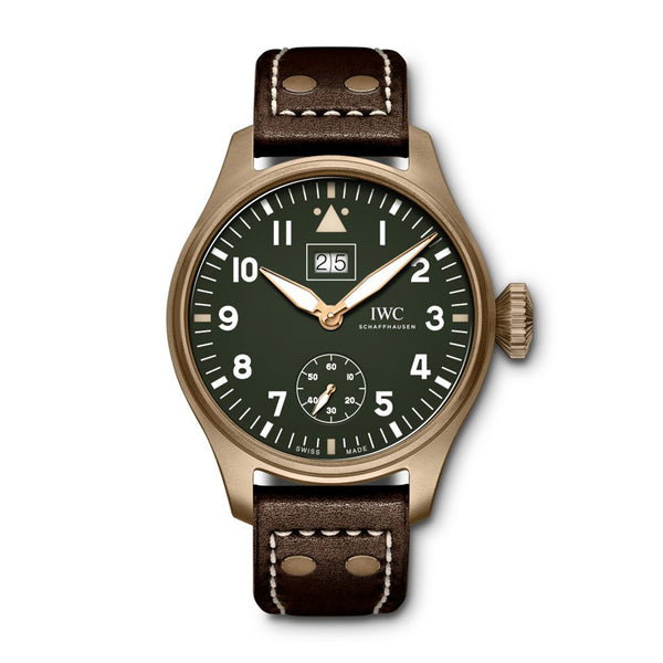 "BIG PILOT'S WATCH BIG DATE SPITFIRE EDITION ""MISSION ACCOMPLISHED"" IW510506"