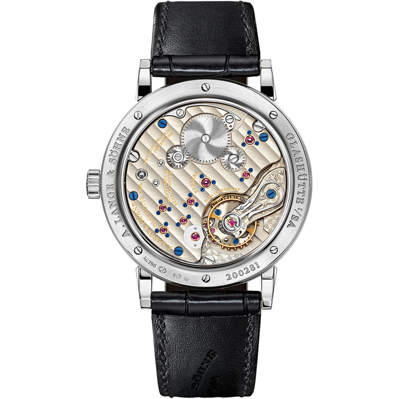 A. Lange & Sohne 1815 UP/DOWN White Gold With Dial In Argenté - 234.026