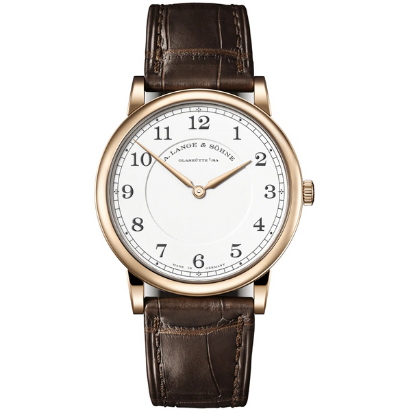 "1815 THIN HONEYGOLD ""Homage to F. A. Lange"" 239.050"