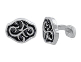 Stephen Webster Carved Thorn Sterling Silver Cufflinks