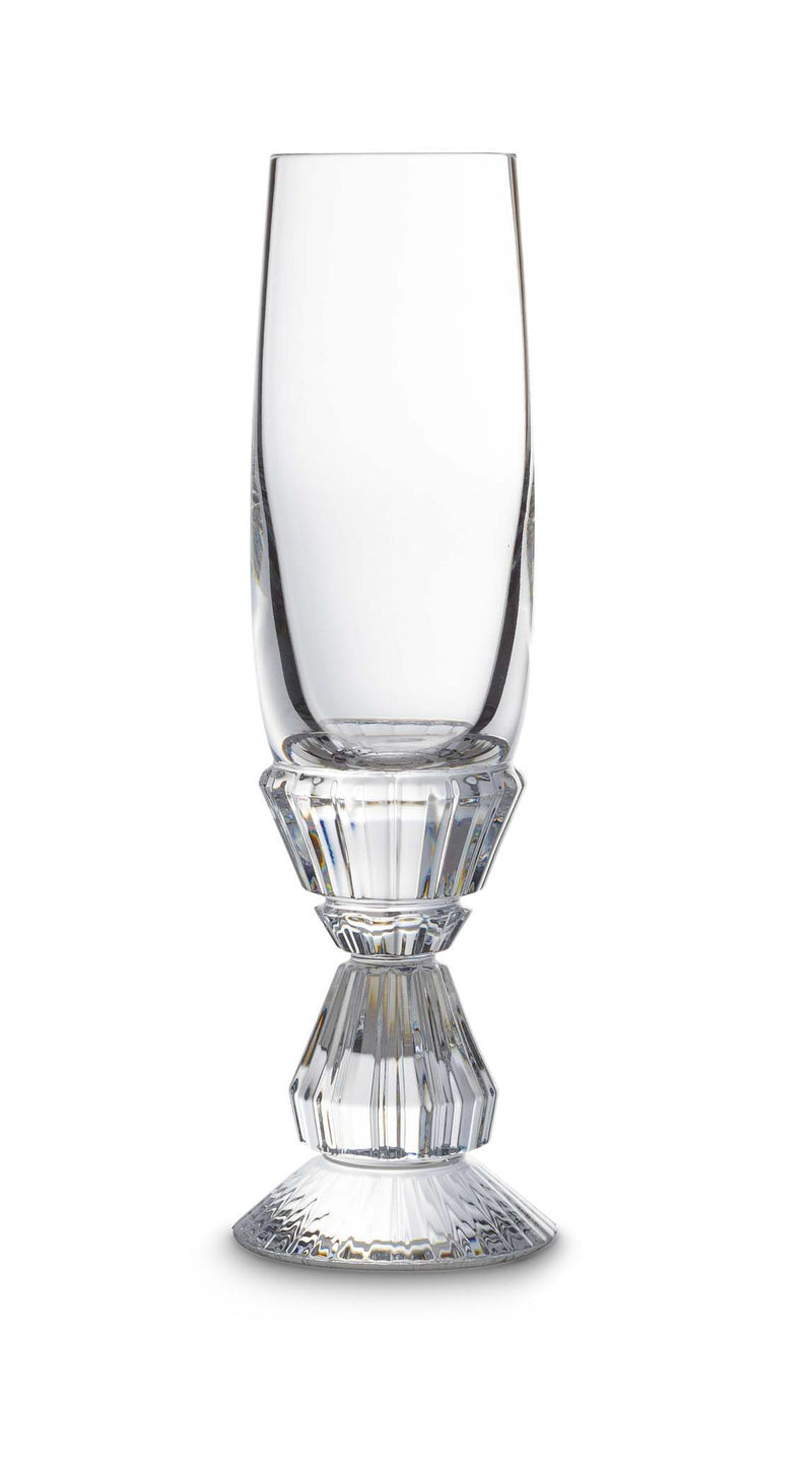 Clear Variations Champagne Flute