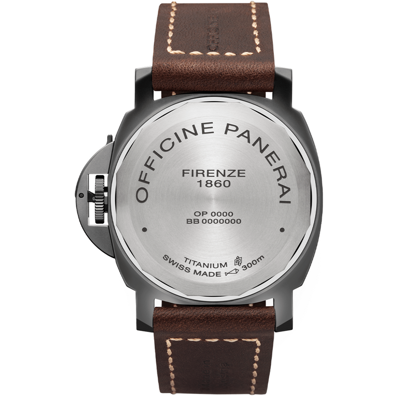 Panerai Luminor California 8 Days DLC - 44mm PAM00779