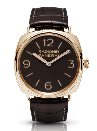 Special Edition 2011 Radiomir 3 Days Oro Rosa 47mm