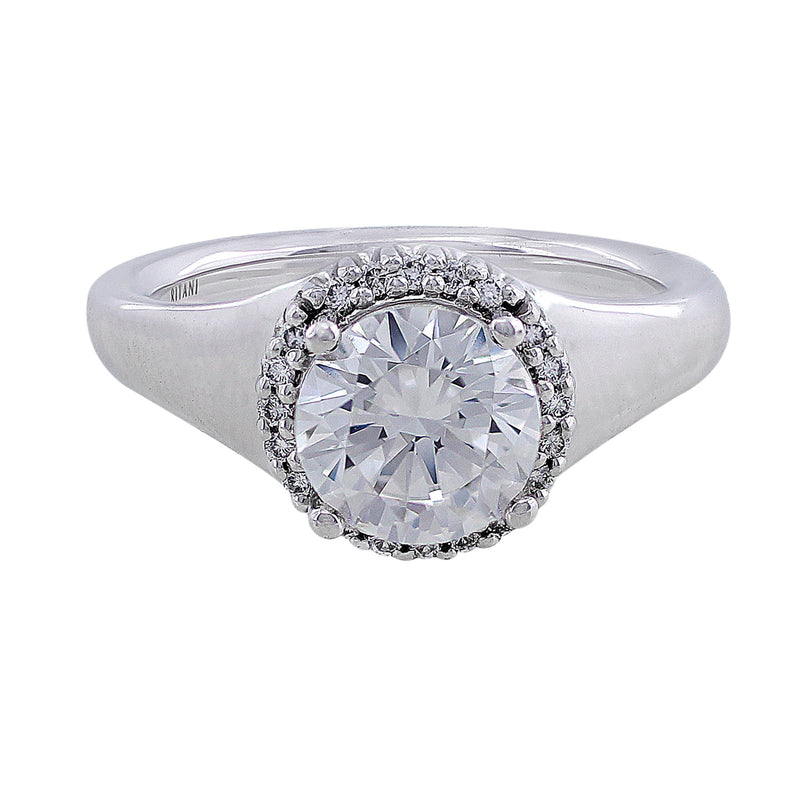 Bella Vita Solitaire Diamond Ring