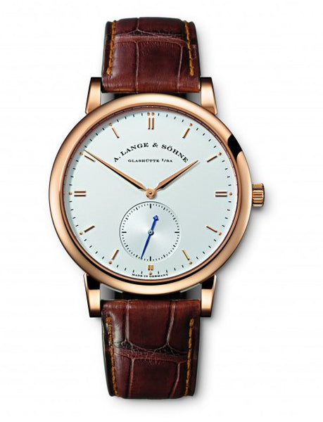 A. Lange & Söhne Grand Saxonia Automatik 18k Watch 307.032