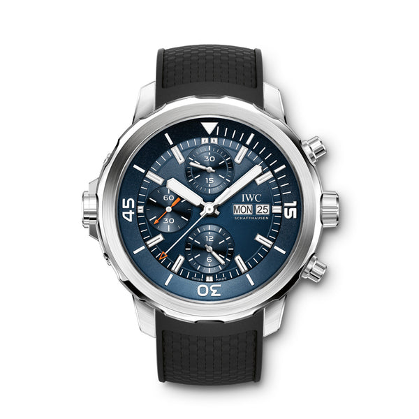 "IWC Aquatimer Chronograph Edition ""Expedition Jaques-Yves Cousteau"" IW376805"