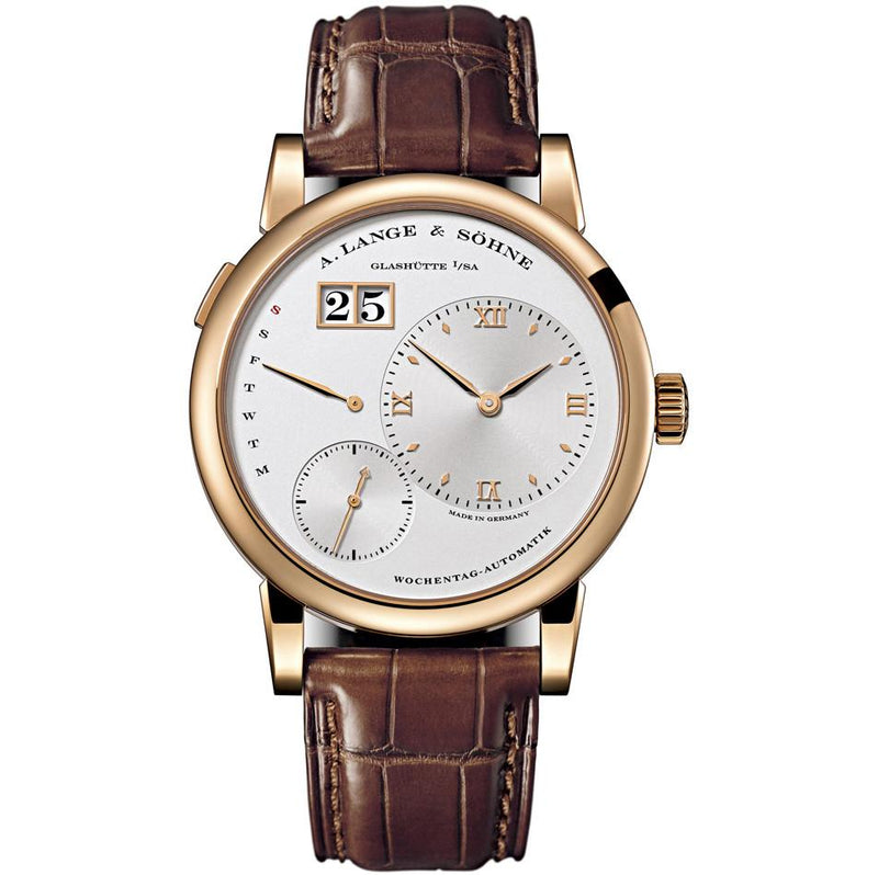 A. Lange & Sohne Lange 1 Daymatic 18KT Rose Gold - 320.032