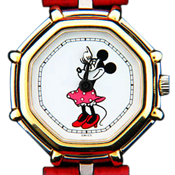 Estate Gerald Genta Minnie Mouse Watch