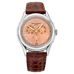 Certified Pre-Owned Patek Philippe White Gold Annual Calendar
