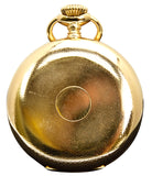 Patek Philippe Pocket Watch 18 Karat Gold-Certified Pre-Owned