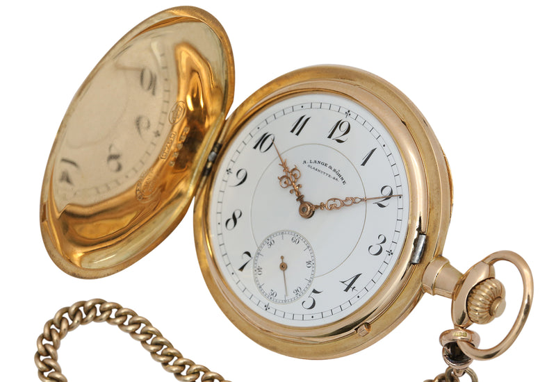A. Lange & Söhne Pocket Watch 63668-Certified Pre-Owned
