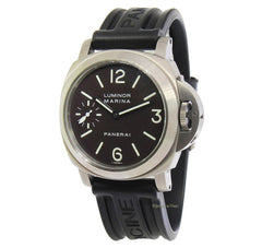 Certified Preowned Panerai PAM00118 Luminor Marina