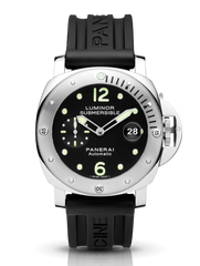 Certified Preowned Panerai Luminor Submersible 44mm PAM00024