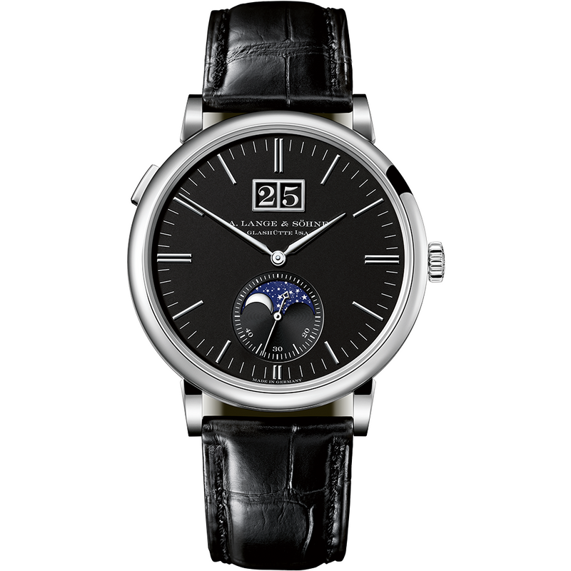 A. Lange & Söhne Saxonia Moon Phase 40MM 384.029