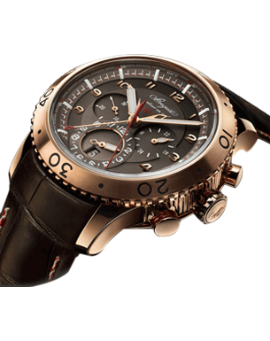 Breguet Type XX / Type XXI Flyback Chronograph 3880BR/Z2/9XV