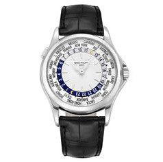 Certified Pre-Owned Patek Philippe Calatrava World Time 5110G-001