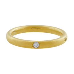 Pomellato 18kt Yellow Gold Diamond Band