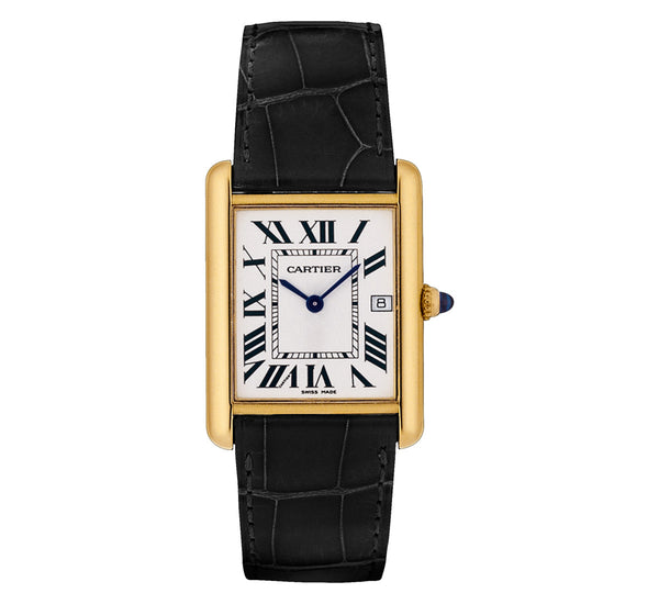 Certified Preowned Cartier Tank LC W1529756