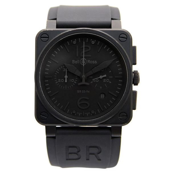 Bell & Ross BR03-94 Phantom-Certified Pre-Owned