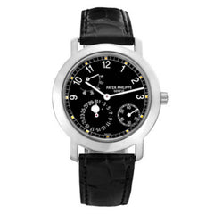 Certified Preowned Patek Philippe Moon Phase & Power Reserve 5055G