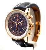Breitling Navtimer Quantieme Perpetual 18KT Rose Gold R2938021/BD08-Certified Pre-Owned