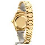 Rolex Oyster Perpetual Ladies Datejust 18K Yellow Gold 79178 - Pre-Owned