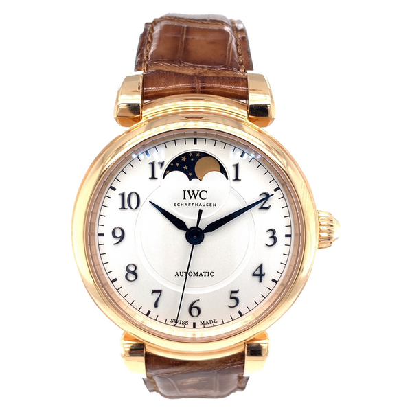 IWC Schaffhausen Da Vinci Automatic Moon Phase 36 IW459308 - Certified Pre-Owned