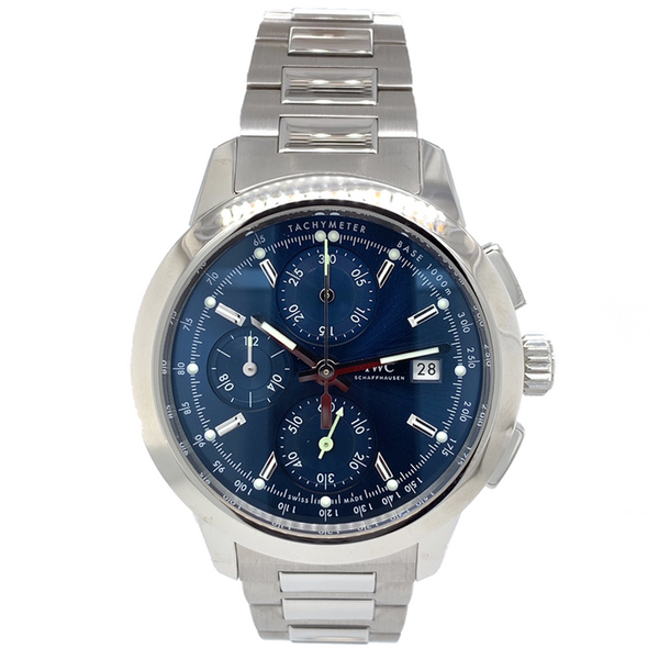 IWC SCHAFFHAUSEN INGENIEUR CHRONOGRAPH IW380802 - Certified Pre-Owned