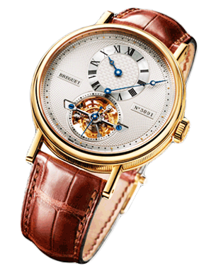 Breguet Classique Complication Tourbillon Automatic Regulator 5307BA/12/9V6