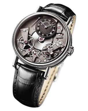 Breguet Tradition Power Reserve 7027BB/G9/9V6