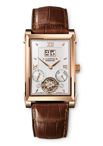 A. Lange & Söhne Cabaret Tourbillon 18k Watch 703.032