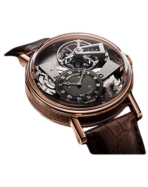 Breguet Tradition Tourbillon 7047BR/G9/9ZU