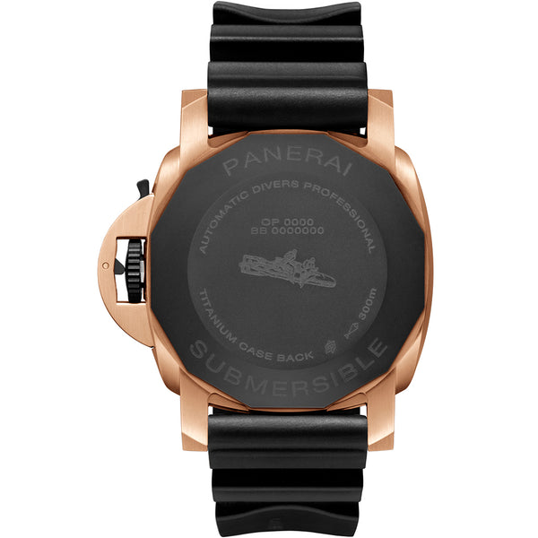 Submersible Goldtech™ OroCarbo - 44mm PAM01070